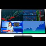 "HP Z43 42.51"" 4K Ultra HD LED Black computer monitor"