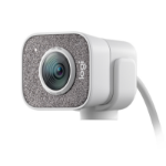 Logitech StreamCam webcam 1920 x 1080 pixels USB 3.2 Gen 1 (3.1 Gen 1) White