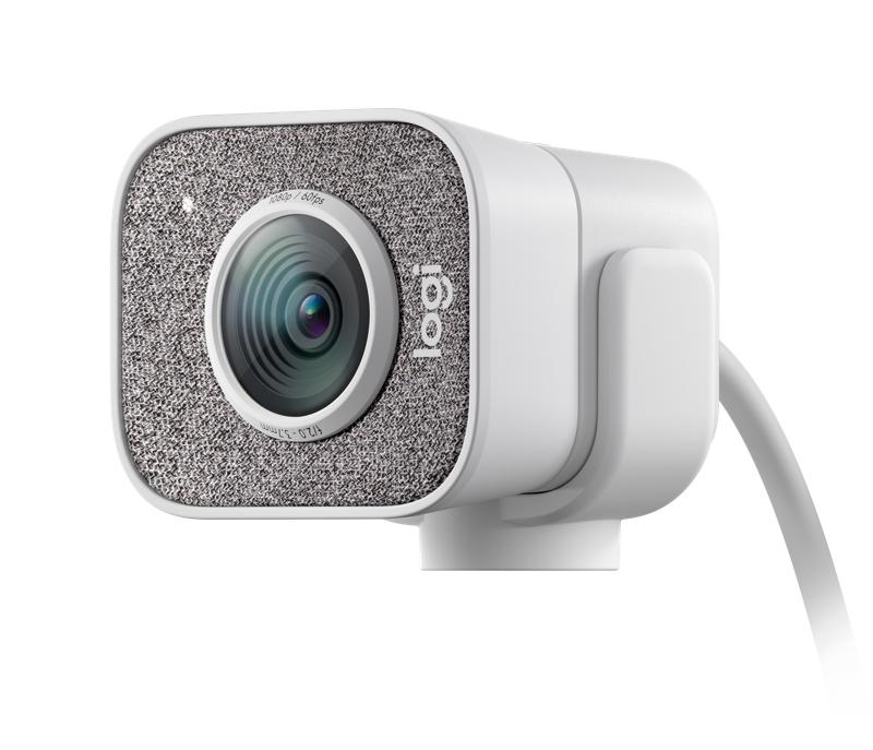 Logitech StreamCam cámara web 1920 x 1080 Pixeles USB 3.2 Gen 1 (3.1 Gen 1) Blanco