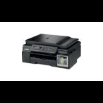Brother DCP-T700W 6000 x 1200DPI Inkjet A4 27ppm Wi-Fi Black multifunctional