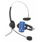 Nortel Mobile USB Headset Adapter with Monaural Headset