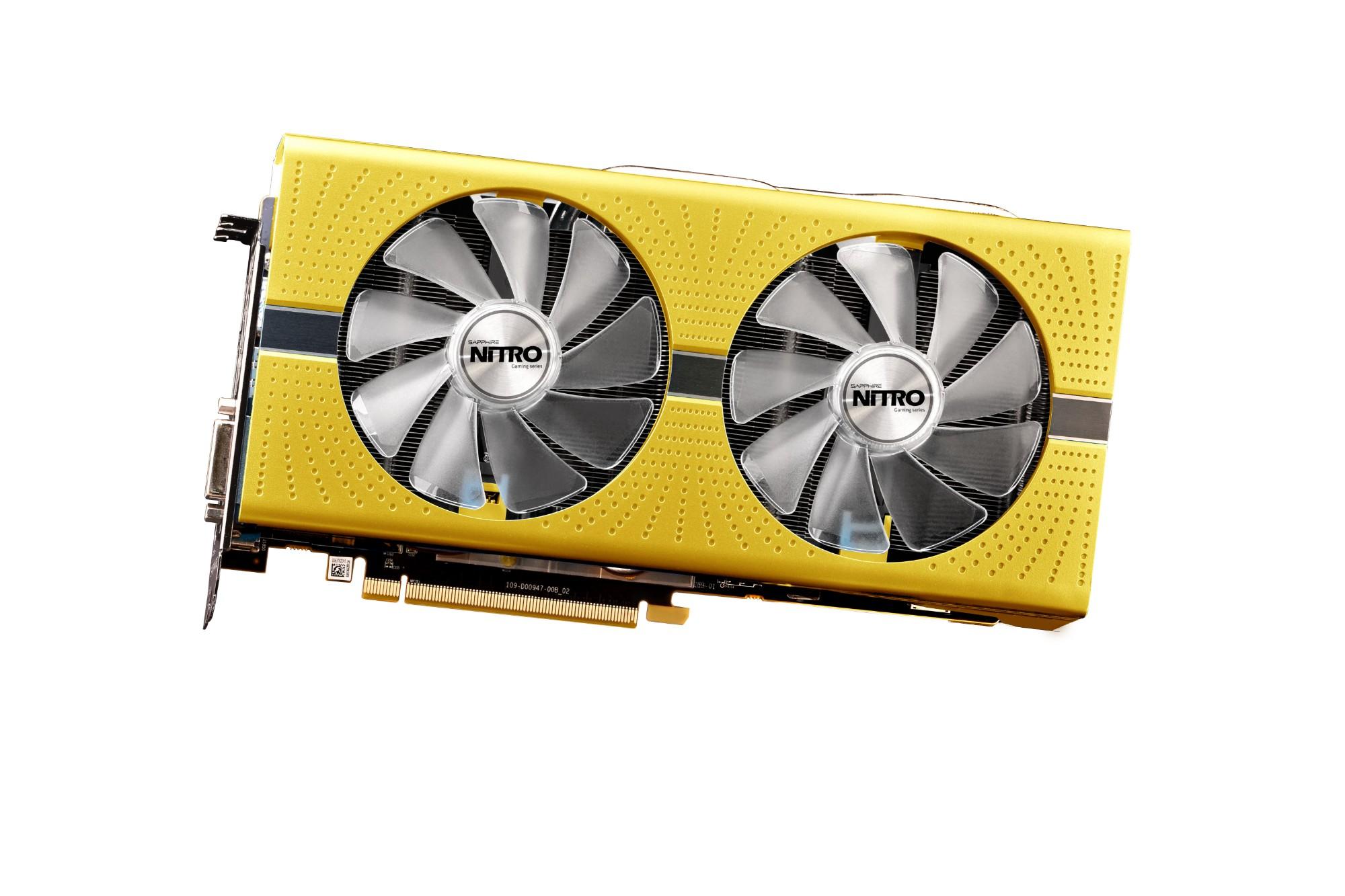 Video Card Radeon Rx 590 Nitro+ 8g Gddr5 Dual Hdmi / DVI-d / Dual Dp Oc
