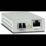 Allied Telesis AT-MMC200/LC-960 network media converter 100 Mbit/s 1310 nm Gray