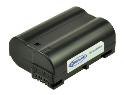 2-Power Digital Camera Battery 7V 1400mAh