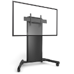 Chief XPAUB multimedia cart/stand Black Flat panel