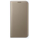 """Samsung FLIP Wallet 5.5"""" Folio Gold"""