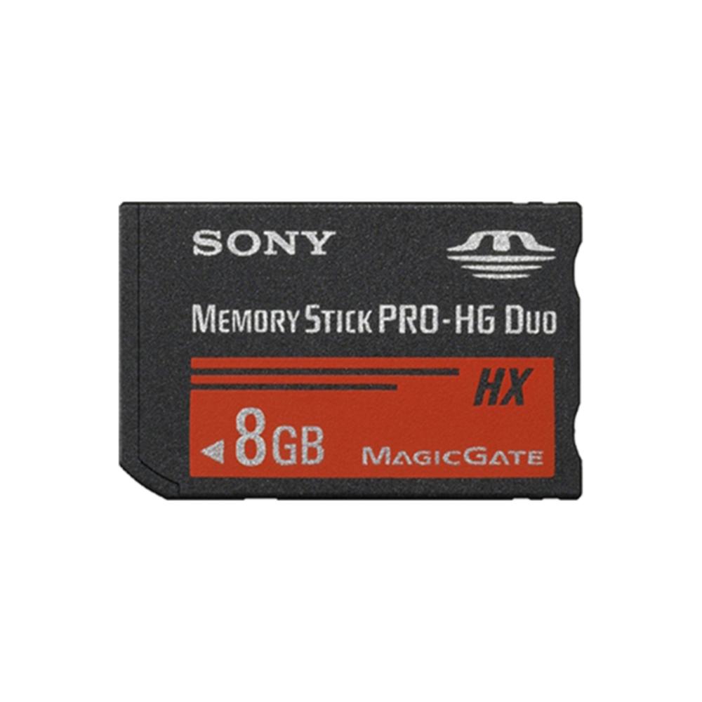 Memory Stick Pro-hg Duo Hx 8GB