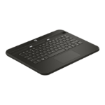 HP Pro 10 EE G1 Keyboard Base QWERTY English Black mobile device keyboard