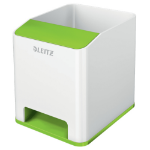 Leitz 53631054 pen/pencil holder Polystyrene (PS) Green, White