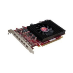VisionTek 900614 Radeon HD7750 2GB GDDR5 graphics card
