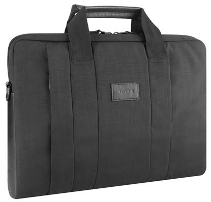 Targus 15.6-Inch CitySmart Laptop Slip Cover Case - Black - (TSS594EU)
