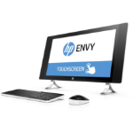"HP ENVY 24-n050na 2.2GHz i5-6400T 23.8"" 2560 x 1440pixels Touchscreen Black,White"