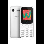 "Wiko Lubi5 Plus 4,57 cm (1.8"") 66,2 g Blanco Característica del teléfono"