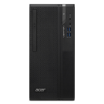 Acer Veriton ES2735G 9th gen Intel® Core™ i5 i5-9400 8 GB DDR4-SDRAM 256 GB SSD Desktop Black PC Windows 10 Pro