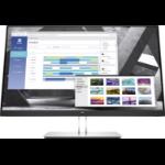 "HP E-Series E27q G4 68.6 cm (27"") 2560 x 1440 pixels Quad HD Black"