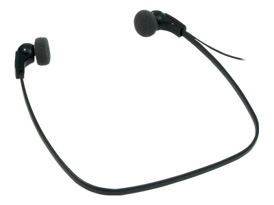 Philips Transcription Black Supraaural Head-band,In-ear headphone