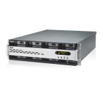 Thecus N16000PRO NAS/storage server Rack (3U) Ethernet LAN E3-1275