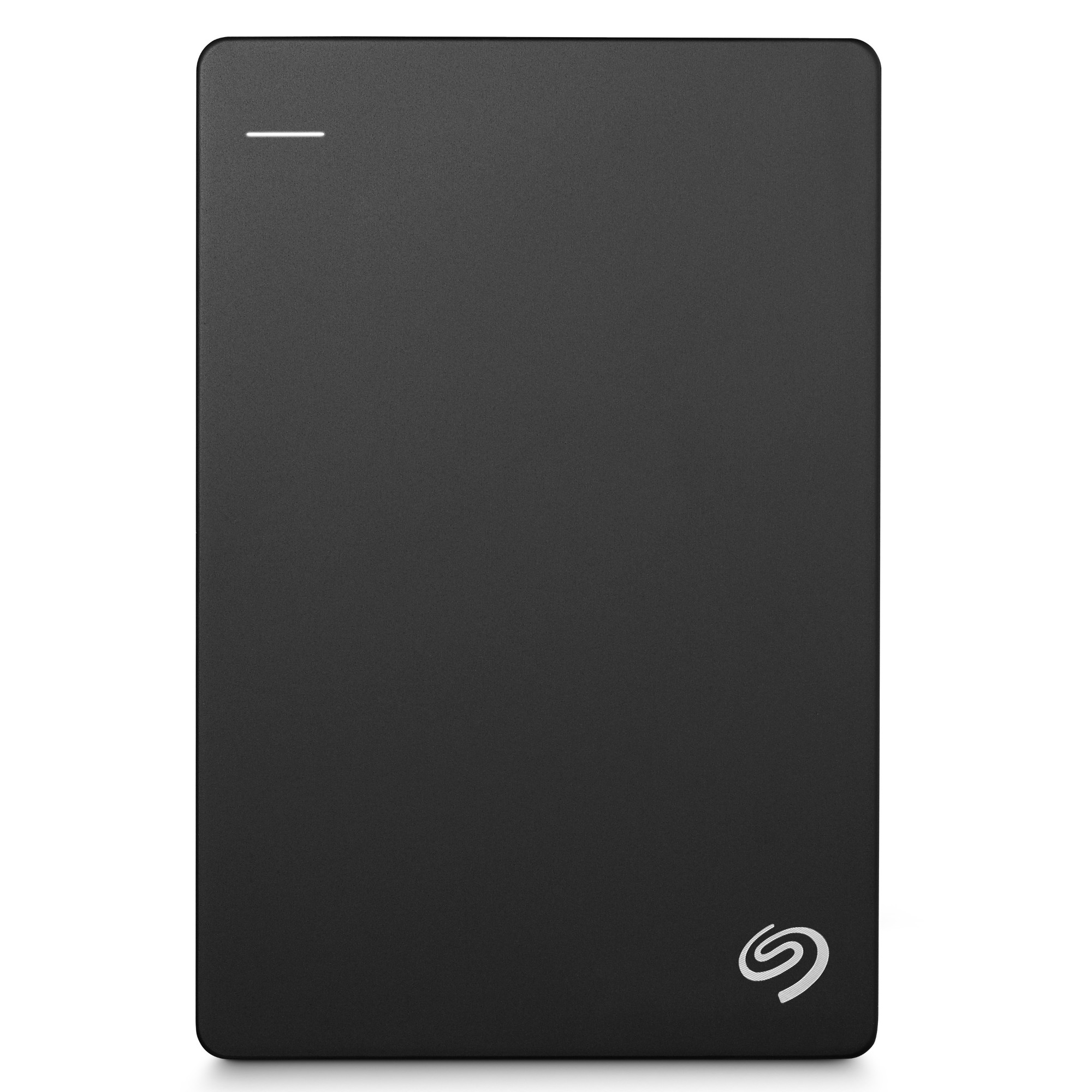 Seagate Backup Plus Slim 2000GB Black external hard drive