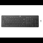 HP Wireless (Link-5) keyboard RF Wireless Black