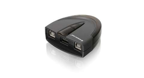 iogear GUB231 printer switch Wired