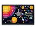 """Benq RP6501K monitor pantalla táctil 165,1 cm (65"""") 3840 x 2160 Pixeles Negro Multi-touch Multi-usuario"""