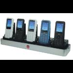 zCover zDock mobile device dock station IP Phone Black, Gray