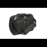 Kensington Maletín Contour carga superior para portátil 15,6'' negro