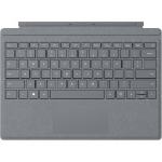 Microsoft Surface Signature Type Cover QWERTY Platinum Microsoft Cover port