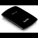 ZyXEL WAH 7706 Dual-band (2.4 GHz / 5 GHz) Black 3G 4G