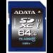 ADATA SDXC 64GB 64GB SDXC UHS Class 10 memory card