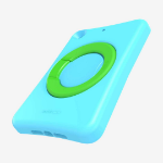 Tech21 T21-4550 MP3/MP4 player case Cover Blue,Green