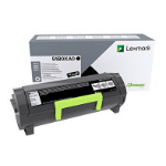 Lexmark 51B0XA0 Toner black, 20K pages