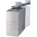 Newstar Under Desk PC Mount (Suitable PC Dimensions - Height: 0-55 cm / Width: 5-24 cm) - Silver