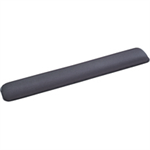 Fellowes 91737 wrist rest Gel,Polyurethane Graphite