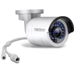 Trendnet TV-IP320PI IP security camera Outdoor Bullet White security camera