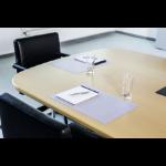 Durable DURAGLAS Transparent desk pad
