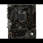 MSI B360M PRO-VD LGA 1151 (Socket H4) Intel® B360 Micro ATX