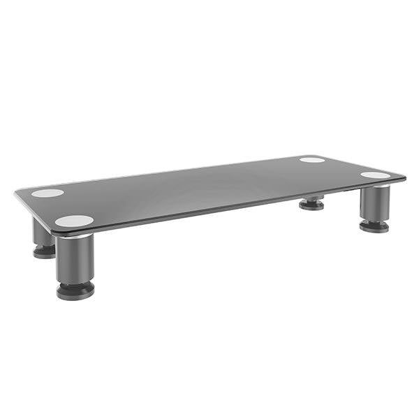 Vision Mounts Tempered Glass Monitor Riser