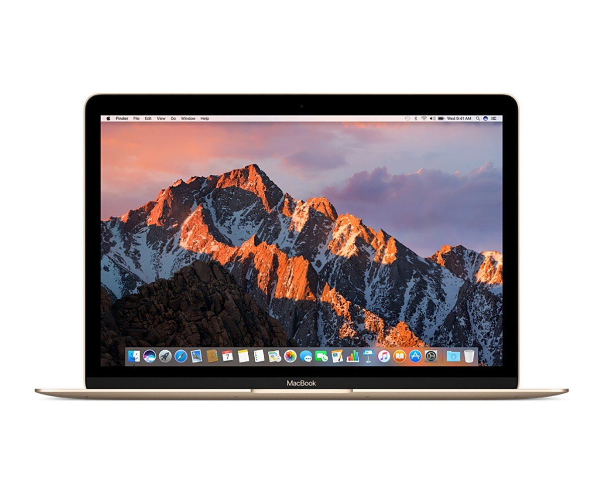 MacBook - 12in - i5 1.3GHz - 8GB Ram - 512GB SSD - Gold - Qwerty Uk