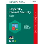 Kaspersky Lab Internet Security 2017 3user(s) 1year(s) German
