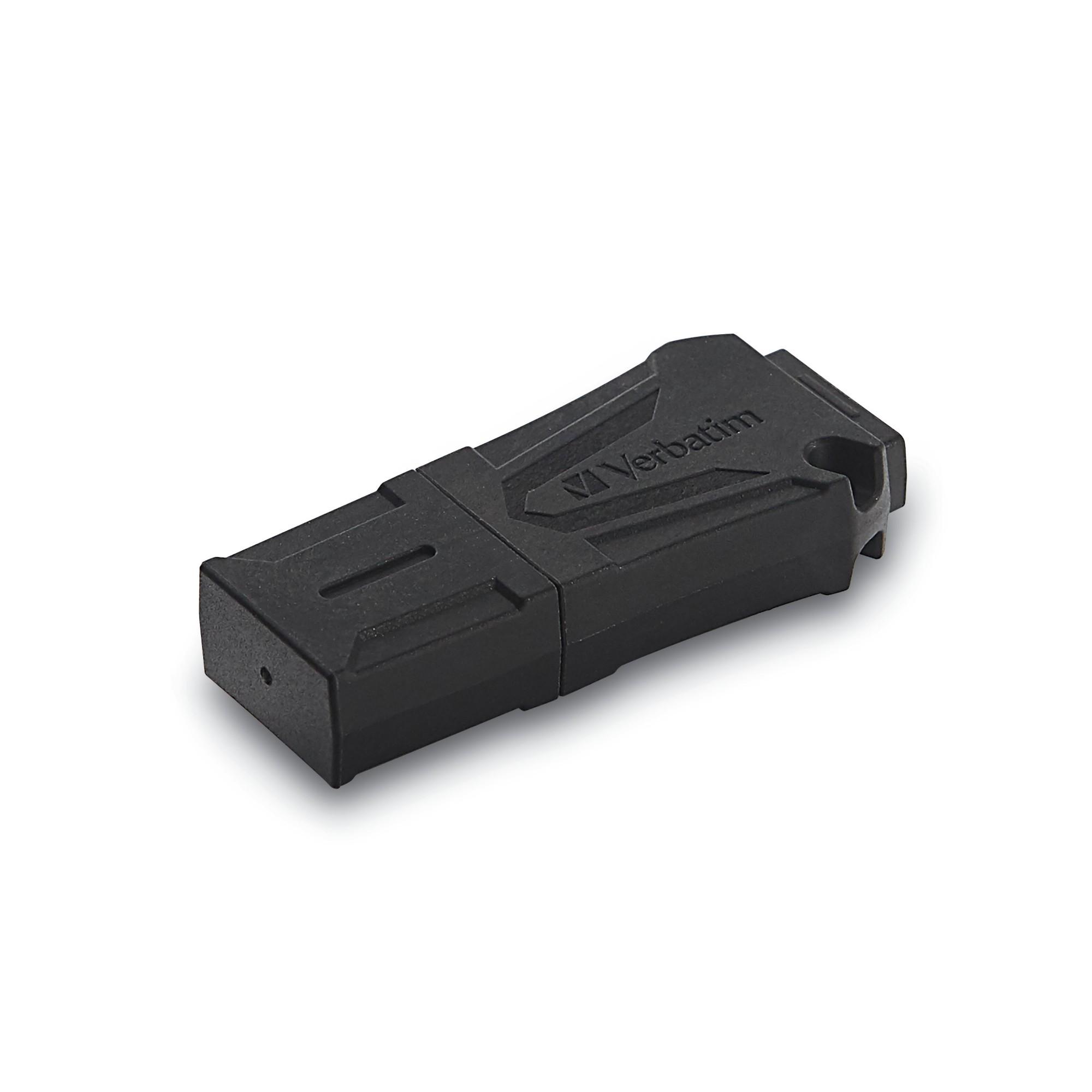 Verbatim ToughMAX USB flash drive 64 GB USB Type-A 2.0 Black