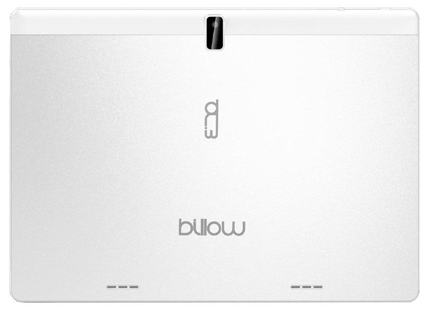 Billow X101PRO 16GB Silver,White tablet