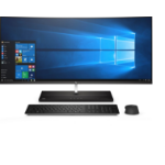 "HP EliteOne 1000 G2 86.4 cm (34"") 3440 x 1440 pixels 8th gen Intel® Core™ i7 16 GB DDR4-SDRAM 512 GB SSD Wi-Fi 5 (802.11ac) Black All-in-One PC Windows 10 Pro"