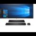 """HP EliteOne 1000 G2 86.4 cm (34"""") 3440 x 1440 pixels 8th gen Intel® Core™ i7 16 GB DDR4-SDRAM 512 GB SSD Wi-Fi 5 (802.11ac) Black All-in-One PC Windows 10 Pro"""