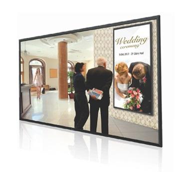 LG 84WS70B Digital signage flat panel 84