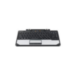 Panasonic Lite mobile device keyboard Black,Silver