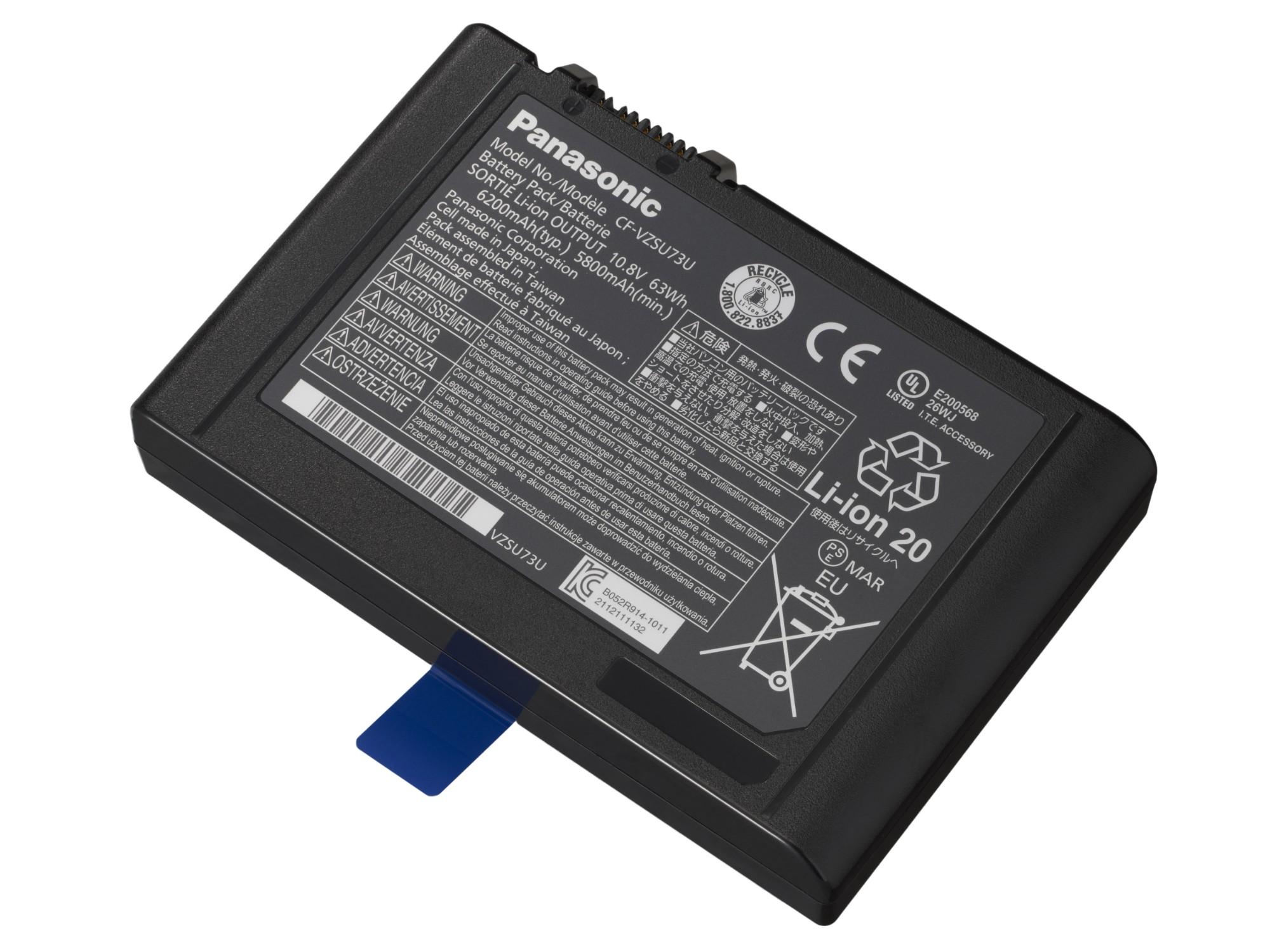 Battery Pack 6200mah/ 10.8v