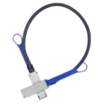 Mellanox Technologies LinkX 1m QSFP QSFP Black InfiniBand cable