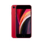 "Apple iPhone SE 11.9 cm (4.7"") 128 GB Hybrid Dual SIM 4G Red iOS 14"
