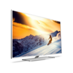 Philips 49HFL5011T/12 hospitality TV 124,5 cm (49 Zoll) Full HD 300 cd/m² Silber Smart TV 16 W A+